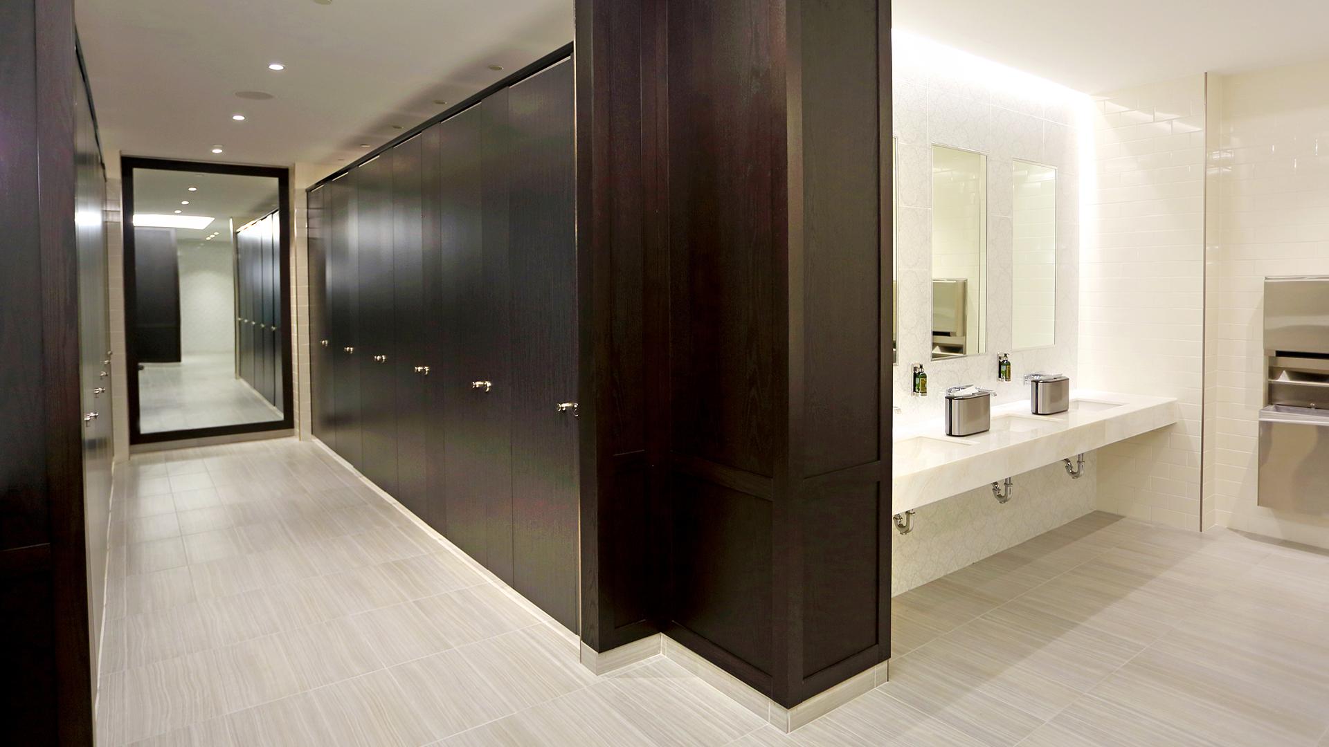 Hotel X Bathroom