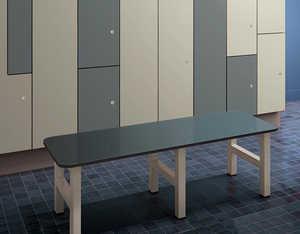 ASI Locker + Benches